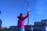 Zajęcia sportowe - łucznictwo