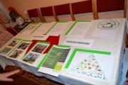 Tablica informacyjna Szkoły Promującej Zdrowie
